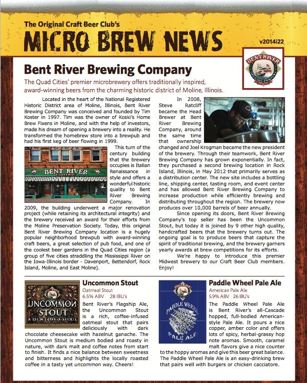 craft newsletter crafting